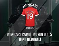 Revamp Mencari Ramli-5 Website