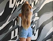 BEING BOLD - MURAL DESIGN