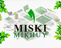 MISKI MIKHUY - Identidad Corporativa