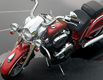 Indian Motorcycle Classic CGI
