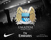 UMADEM KIT 2018 - Design by Adriano JS Felix
