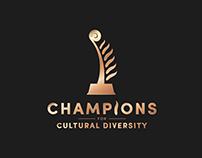 NBMC: Champions for Cultural Diversity Award Logo