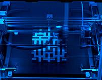 Bolt 3D Printer TVC