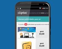 ClipTac - El sistema que todos ganan (Android / IOS)