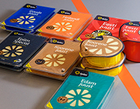 Epiim rebranding & packaging