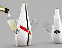 A Perfect Pouring by Mumm