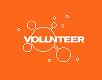 Caltech Volunteer Logo Design