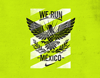 Nike Run Clans Mexico 2014