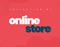 Online Store - Collection 01