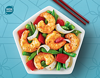 Panda Express: Five Flavor Shrimp