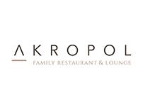 Akropol Logo & Identity