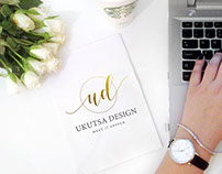 Ukutsa Design | Personal Logo
