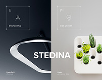 Stedina – design studio web