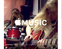 Apple Music - iPhone X for TBWA\Media Arts Lab London