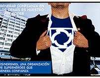 OSINERGMIN - campaña de comunicación interna