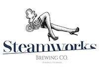 Steamworks - Rebranded Menus