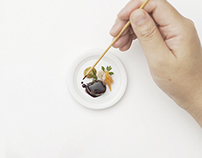 Miniature Food Campaign