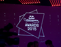 Red Bull Elektropedia Awards 2015 - Motion Design