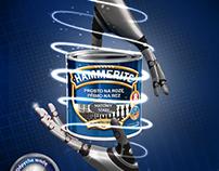 Hammerite - ad poster concept
