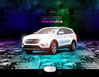 Hyundai - Interactive Wall :)