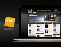 Fnac - Website for premium costumers