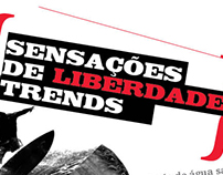 Campanha Sensações de Liberdade Trends - Honda