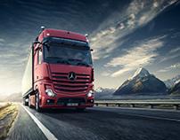 Mercedes Benz - Actros