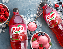 Sweet soda drink labels design