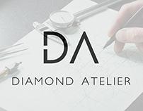 DIAMOND ATELIER. Branding