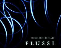 Flussi. Cover Design. 2008.