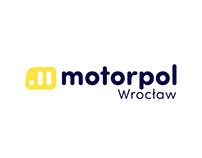Motorpol Wrocław - Brand Identity