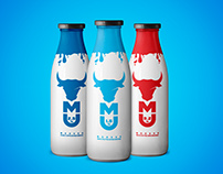 "Молоко ""MU"""