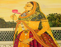 Rajasthani Miniature Paintings - Beautiful Artworks