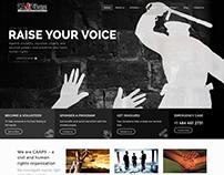 Full Website Creation for NGO