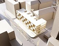 Dormitory design