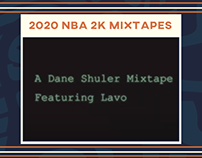 NBA 2k19-20 Mixtapes