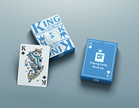 Playing Cards Mock-up v1