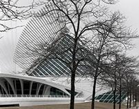 Milwaukee Art Museum | Architect: Santiago Calatrava