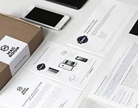 Vizuální styl e-shopu MAC ROOM