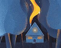 Salvaje Magazine | Editorial illustration