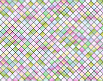 FREE Vector: Seamless Gradient Square Pattern