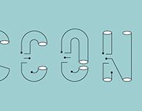 Discon Typeface
