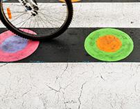 Funnycross II | site-specific. Urban Art&Design 2015
