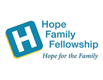 Hope Family Fellowship: Logo & Postcard