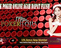 Trik Poker Online Agar Dapat Flush