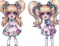 Concept Work: Dolls