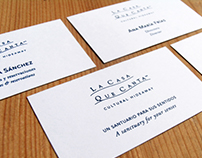 LCQC - Corporate logo and stationary