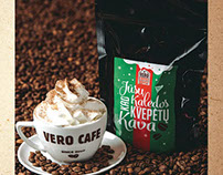 Christmas catalogue for Vero Cafe