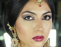 The MUA Project - Indian Bridal Class Video