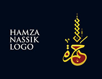 Hamza Nassik logo presentaion